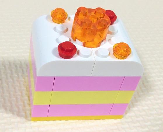 レゴ 誕生日ケーキの作り方