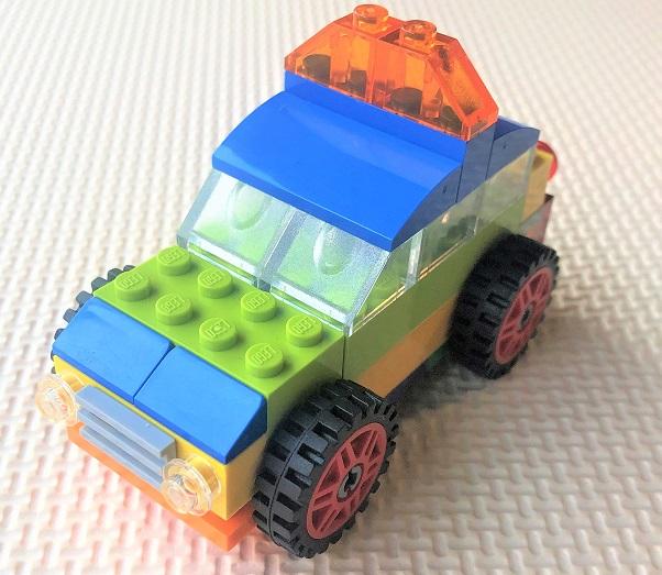 レゴクラシック タクシーの作り方